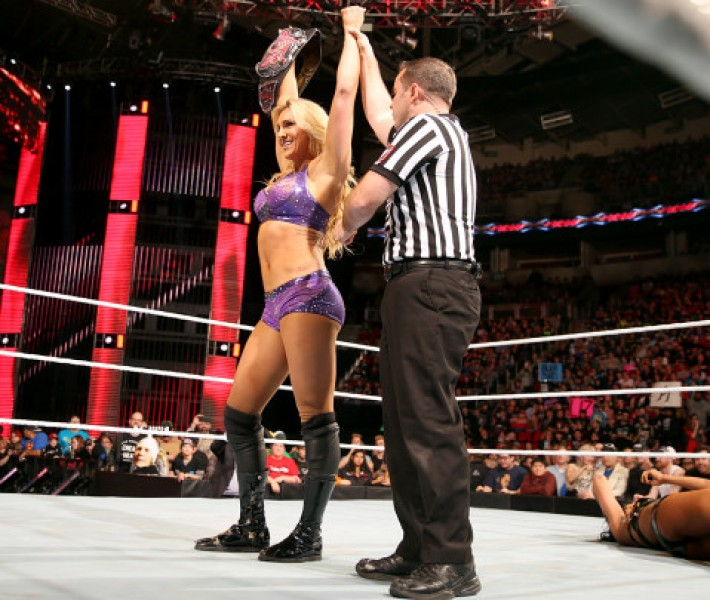 WWE star Charlotte wrestles with dad Ric Flair's legacy